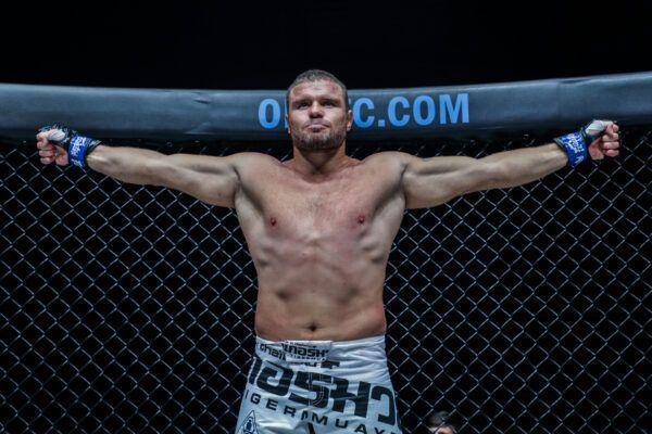 MMA Fight: Anatoly Malykhin fights Alexandre Machado at ONE: FISTS OF FURY II