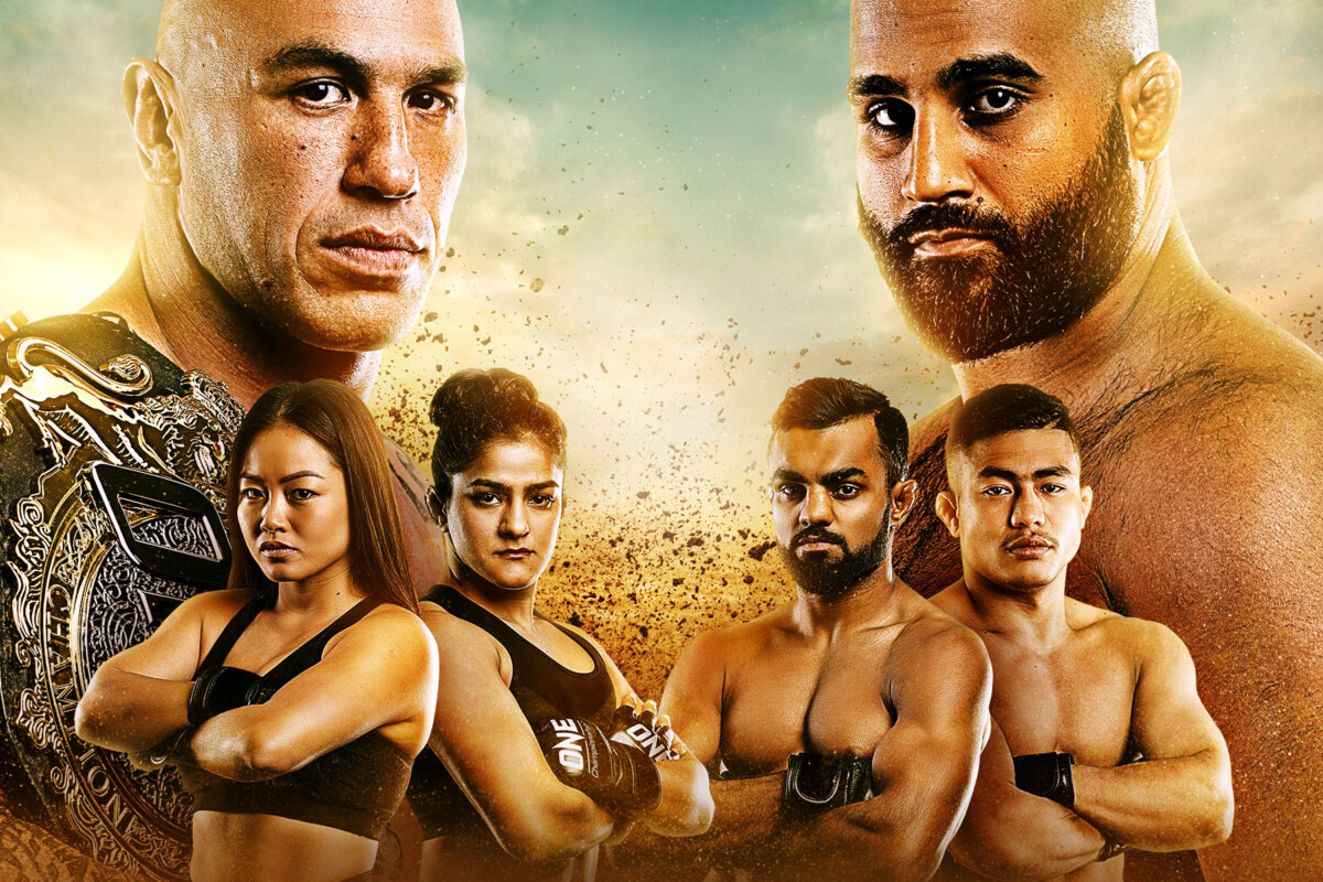 Dangal - ONE Championship – The Home Of Martial Arts