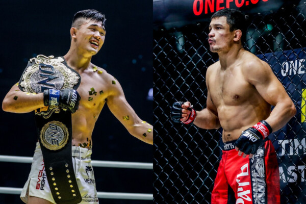 "Christian Lee and Timofey Nastyukhin are set to fight at ""ONE on TNT II"" on 14 April"