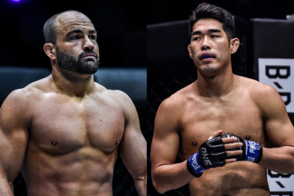 "Eddie Alvarez fights Ok Rae Yoon at ""ONE on TNT IV"" on 28 April"