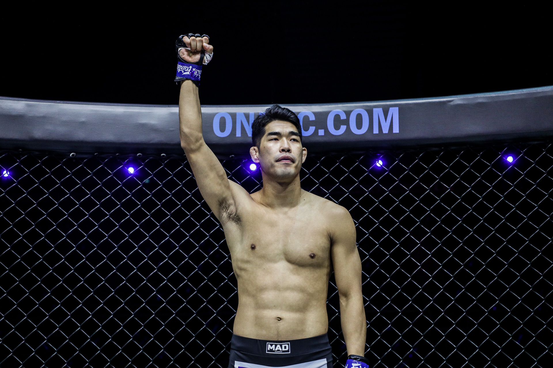 """Pictures from Ok Rae Yoon vs. Marat Gafurov at """"ONE on TNT III"""""""