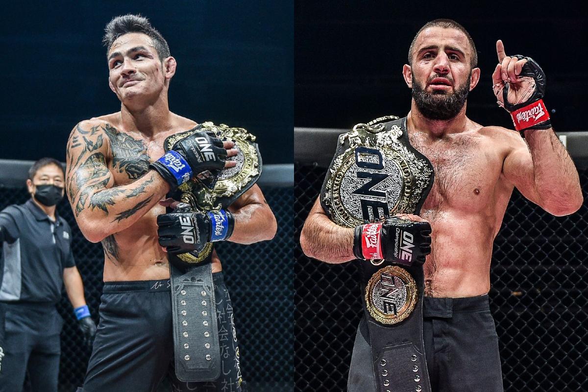 ONE World Champions Thanh Le and Kiamrian Abbasov