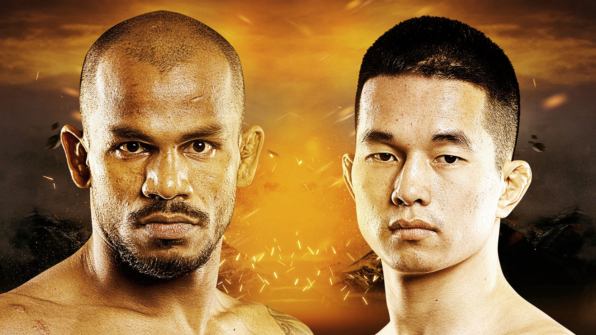 MMA stars Kantharaj Agasa and Xie Wei fight in the co-main event of ONE: FULL BLAST on 28 May