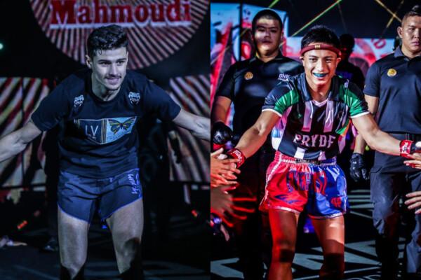 Elias Mahmoudi and Mongkolpetch Petchyindee Academy will meet at ONE: FULL BLAST II