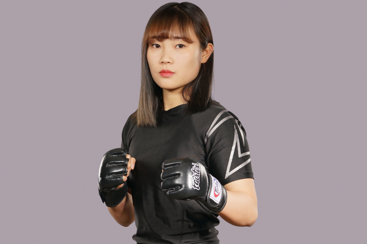 Wang Luping is ready for Victoria Lee