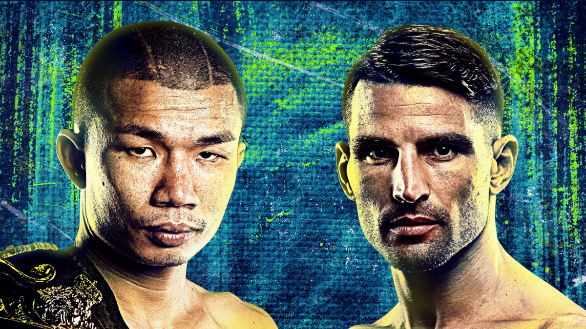 Capitan defends the ONE Bantamweight Kickboxing World Title against Mehdi Zatout at ONE: REVOLUTION