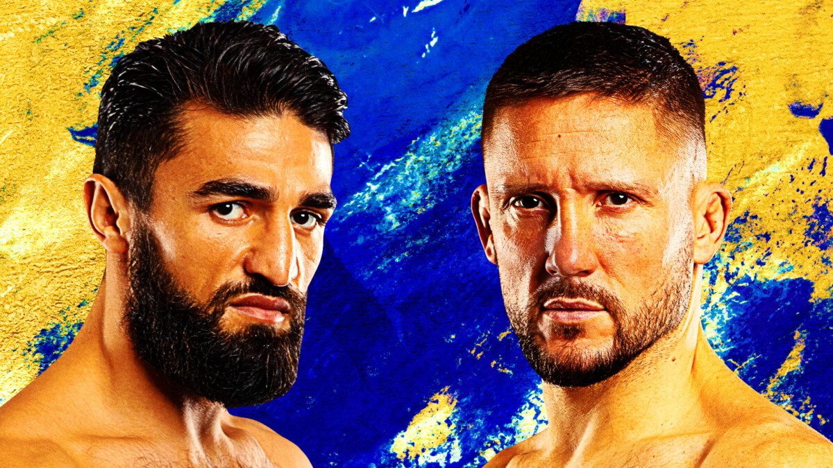 Marat Grigorian fights Andy Souwer at ONE: FIRST STRIKE on 15 October