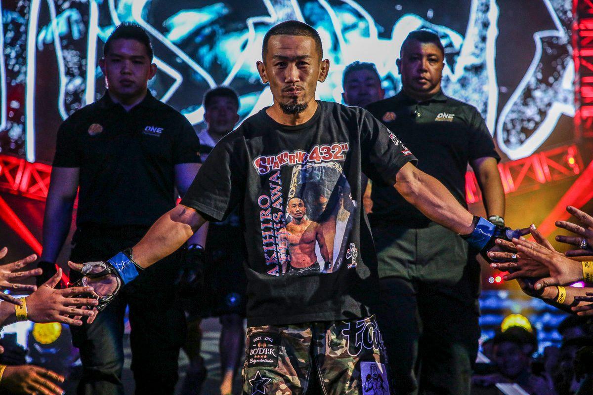 39歳・藤沢彰博「TKO勝ちでミドルエイジに夢を与えたい」