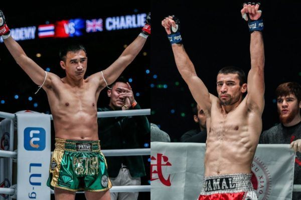 Petchmorakot Petchyindee Academy will face Jamal Yusupov at ONE: WARRIOR'S CODE