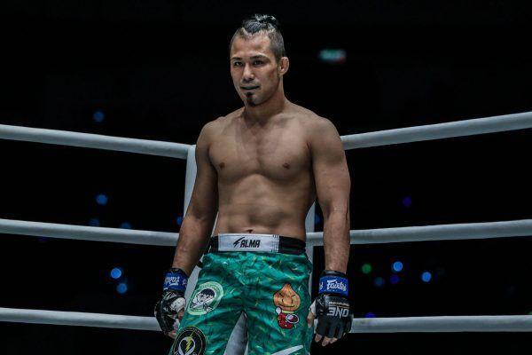 Japanese lightweight Kimihiro Eto makes his ONE Championship debut