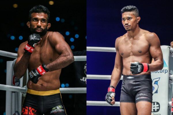 Rahul Raju fights Amir Khan on 9 October at ONE: REIGN OF DYNASTIES