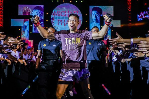 Michael Pham faces Mohamad Fakri Bin Yusoff at ONE IMMORTAL TRIUMPH
