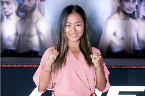 Atlet divisi atomweight wanita ONE Championship, Bi Nguyen.