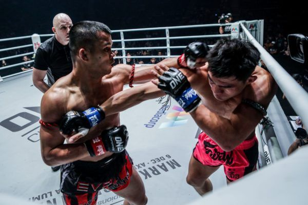 Thai legend Nong-O looks to strike with Saemapetch Fairtex in November 2019