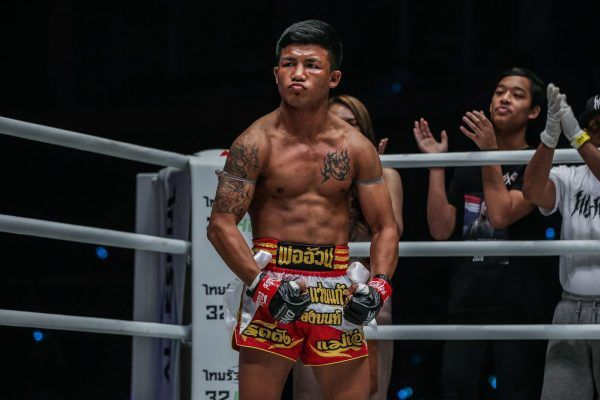 ONE Flyweight Muay Thai World Champion is ready for action