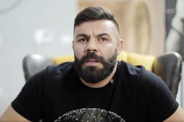 Iranian mixed martial artist Amir Aliakbari joins ONE Championship