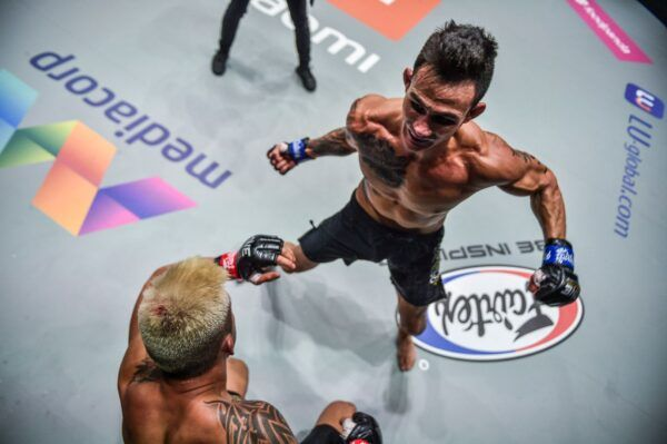 Thanh Le fights Martin Nguyen at ONE: INSIDE THE MATRIX on Friday, 30 October