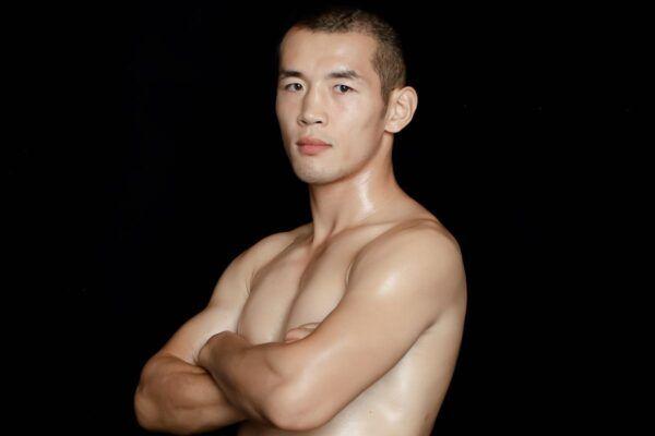 """Chinese Muay Thai World Champion """"Bamboo Sword"""" Zhang Chunya"""
