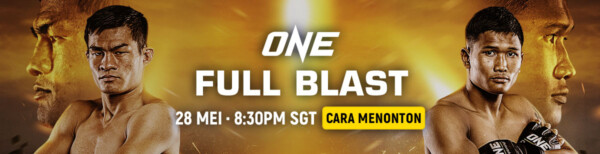 How to watch ONE: FULL BLAST on 28 May