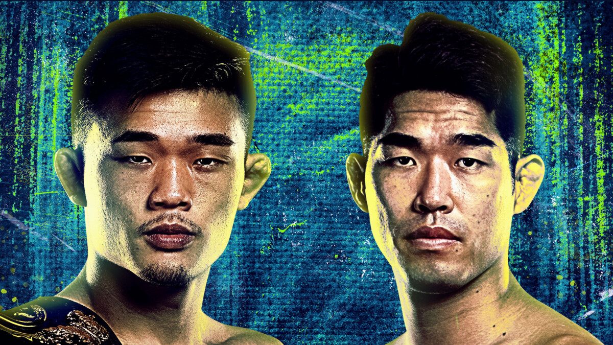 Christian Lee defends the ONE Lightweight World Title against Ok Rae Yoon at ONE: REVOLUTION