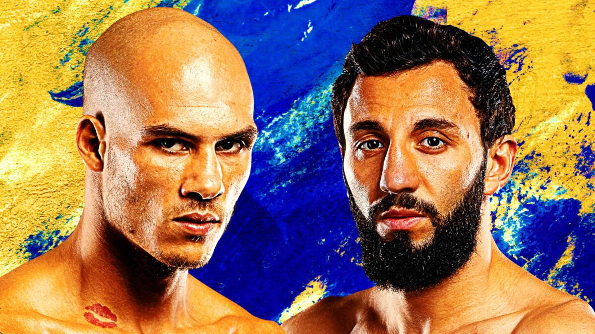 Samy Sana fights Chingiz Allazov at ONE: FIRST STRIKE on 15 October