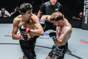 Elaverdi Ramazanov knocks out Ognjen Topic in the first round at ONE: DREAMS OF GOLD
