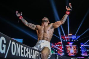 Alex Silva defeats Stefer Rahardian by armbar submission at ONE: DREAMS OF GOLD