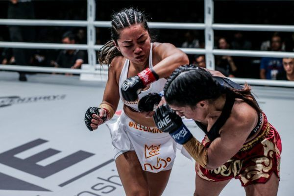 Bi Nguyen defeats Puja Tomar at ONE IMMORTAL TRIUMPH