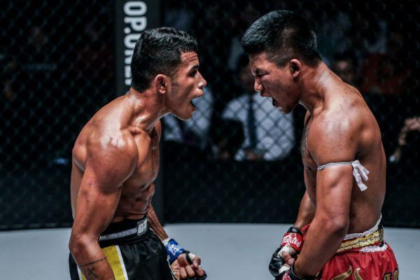 Rodtang Jitmuangnon and Walter Goncalves face off at ONE: CENTURY