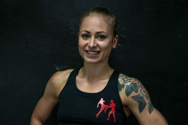 ONE Super Series atomweight Anne Line Hogstad