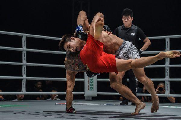 Koyomi Matsushima defeats Kim Jae Woong ONE WARRIOR'S CODE