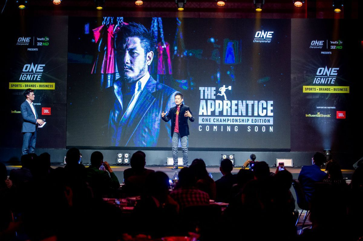 ONE Championship Chairman and CEO Chatri Sityodtong