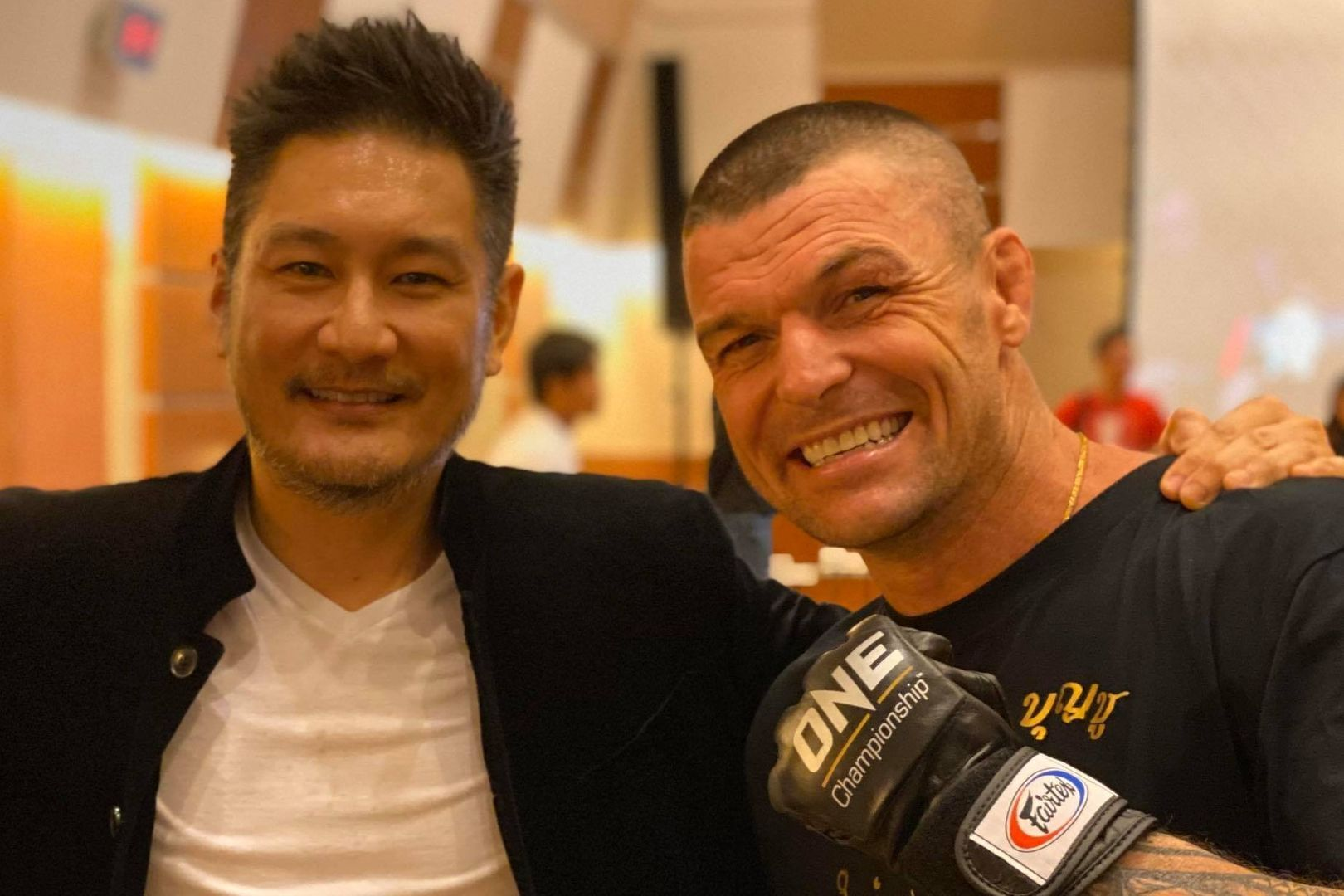 John Wayne Parr signs with ONE Championship