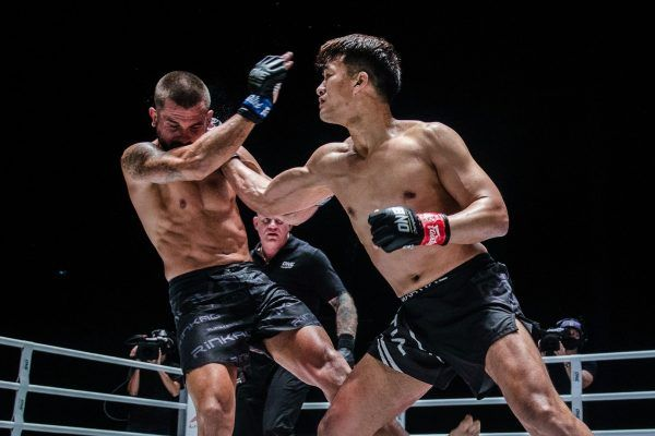 The mixed martial arts clash between Shannon Wiratchai and Fabio Pinca