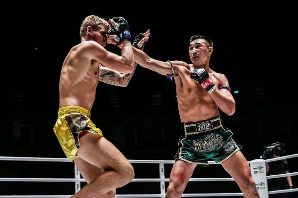 Muay Thai superstar Petchmorakot Petchyindee Academy battles Magnus Andersson in a ONE Super Series World Title fight