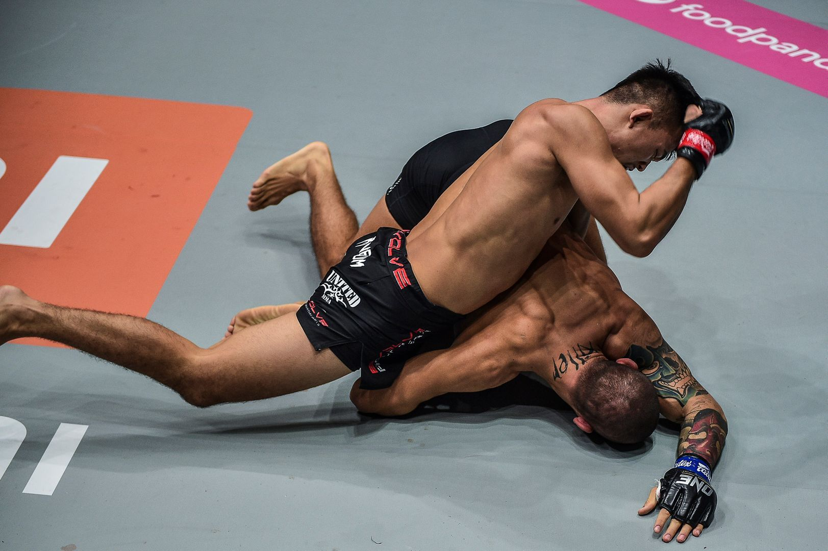 Christian Lee fights Iuri Lapicus at ONE: INSIDE THE MATRIX on Friday, 30 October