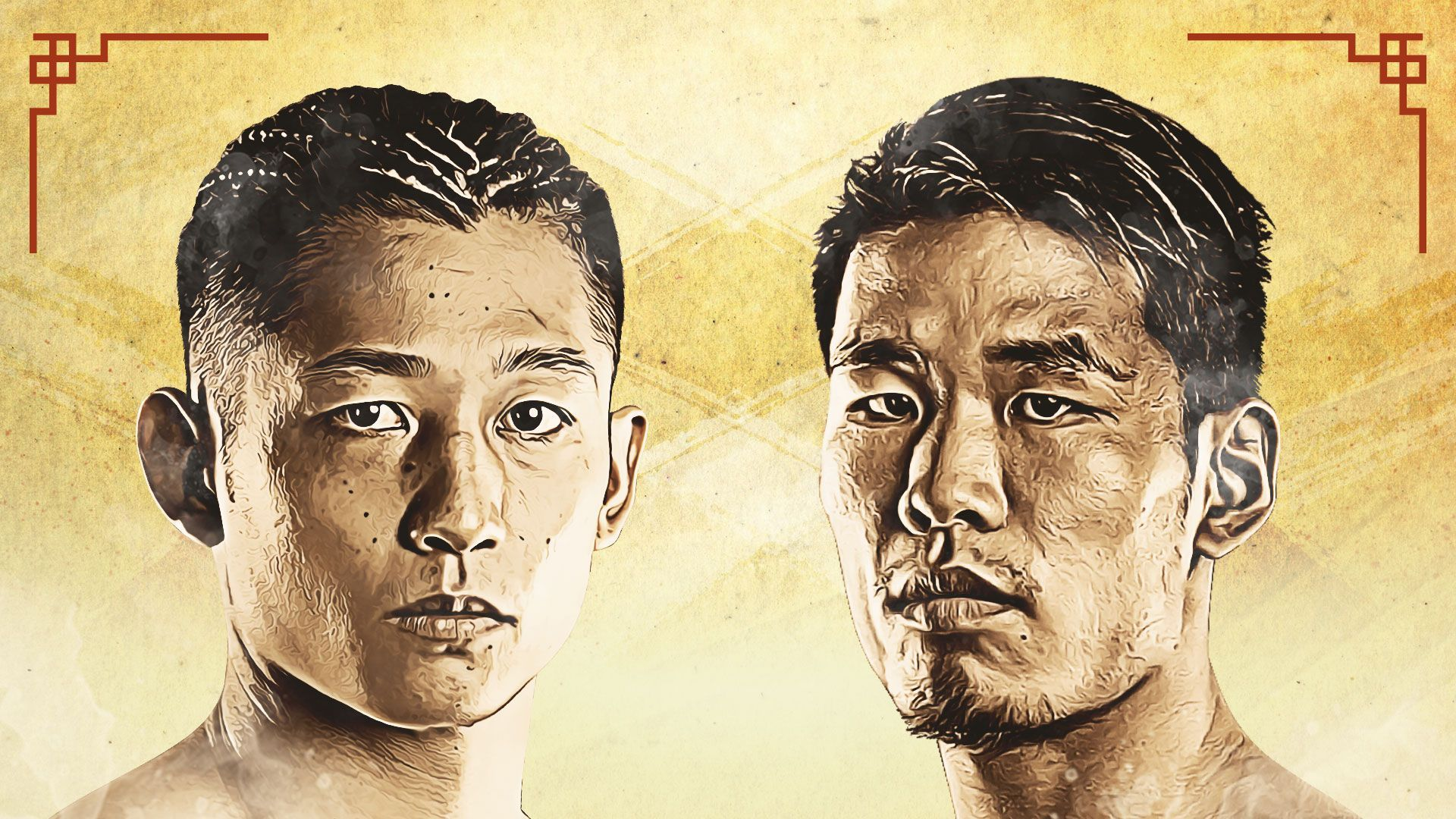 Hiroki Akimoto vs. Zhang Chenglong II goes down at ONE: FISTS OF FURY II on 26 February!