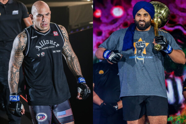 Brandon Vera vs. Arjan Bhullar headline ONE: DANGAL on 15 May