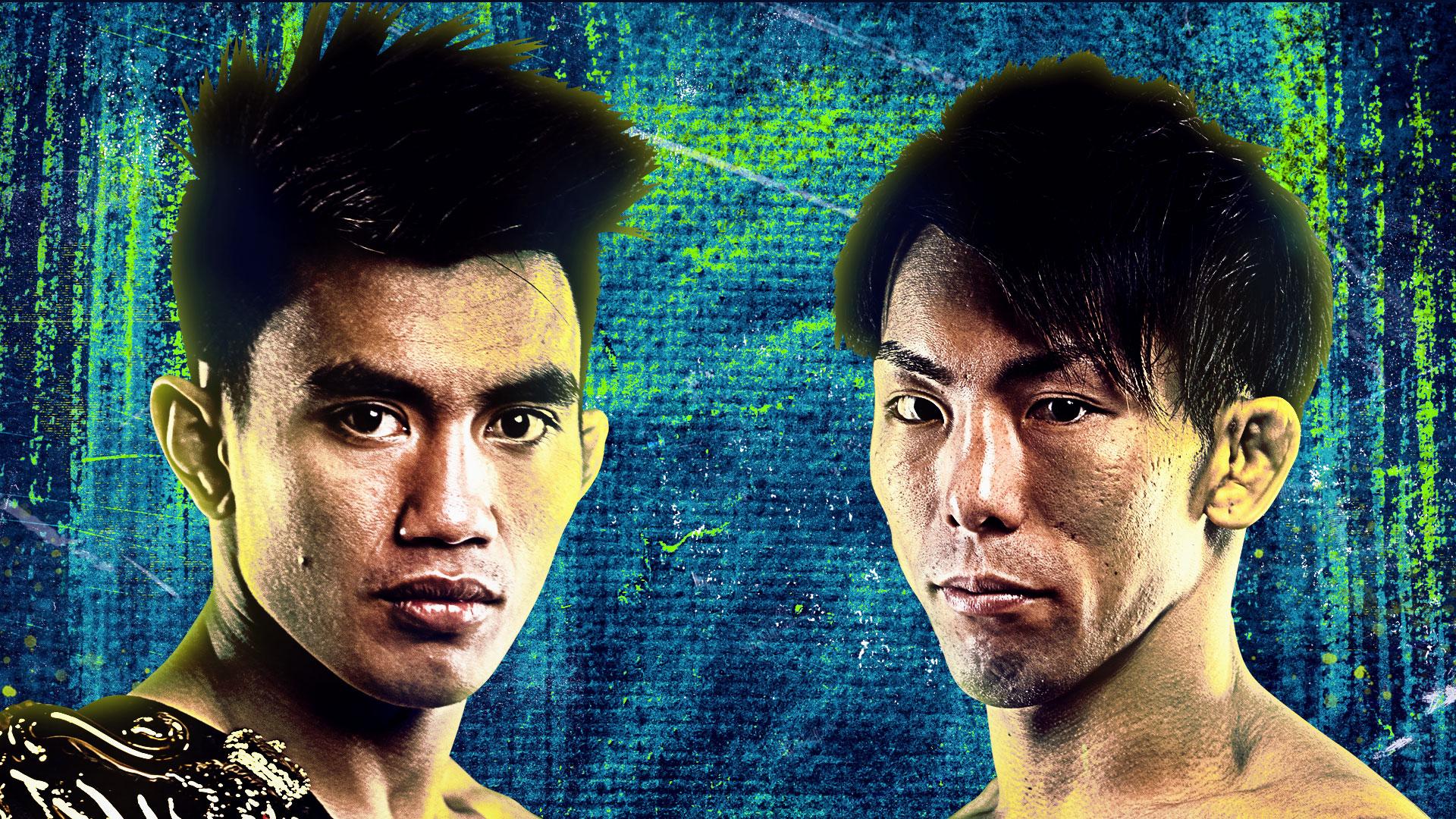 Joshua Pacio defends the ONE Strawweight World Title against Yosuke Saruta at ONE: REVOLUTION