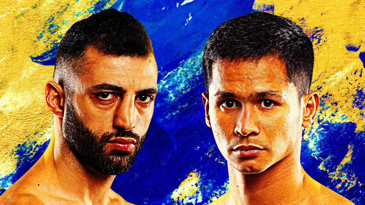 Giorgio Petrosyan fights Superbon at ONE: FIRST STRIKE on 15 October