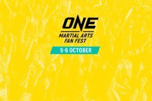 ONE Martial Arts Fan Fest