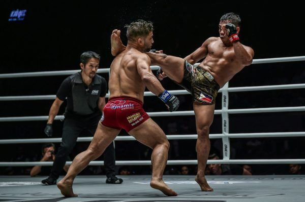 Robin Catalan knocks out Gustavo Balart at ONE MASTERS OF FATE