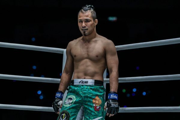 Japanese lightweight Kimihiro Eto makes his ONE Championship debut