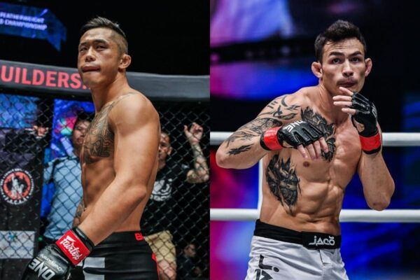 Featherweight MMA stars Martin Nguyen and Thanh Le