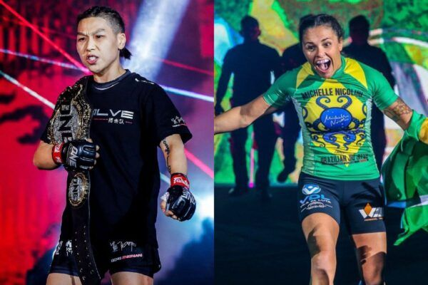 Xiong Jing Nan fights Michelle Nicolini in the main event of ONE: EMPOWER on 28 May