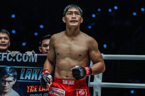 FIlipino ONE Lightweight World Champion Eduard Folayang