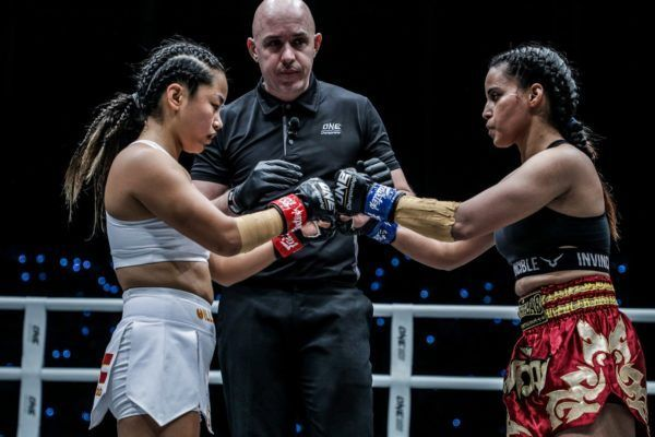 Bi Nguyen and Puja Tomar face off at ONE: IMMORTAL TRIUMPH