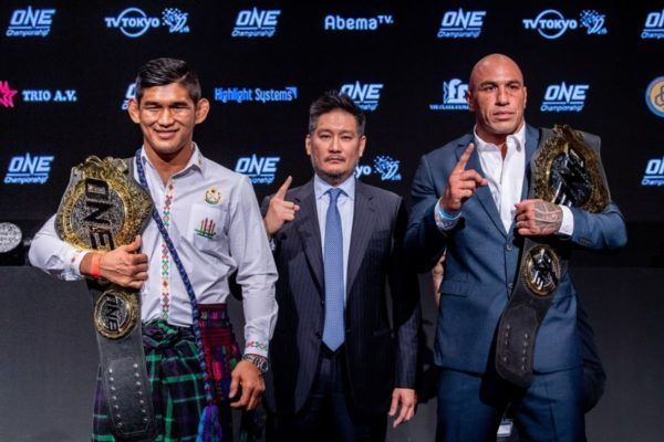 Aung La N Sang and Brandon Vera will compete for the ONE Light Heavyweight World Title