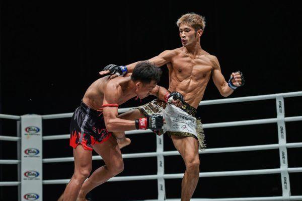 Momotaro defeats Singtongnoi Por Telakun at ONE IMMORTAL TRIUMPH