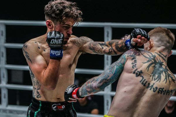 Josh Tonna defeats Andy Howson ONE WARRIOR'S CODE DC